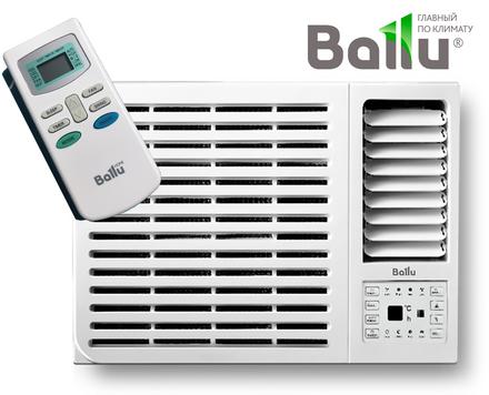 Кондиционер оконный BALLU BWC-09 AC