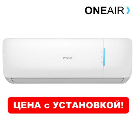 Сплит-система ONE AIR OAC-07H/N1 с установкой