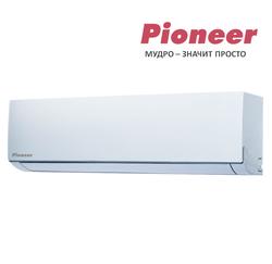 Инверторная сплит-система Pioneer KFRI25BW/KORI25BW