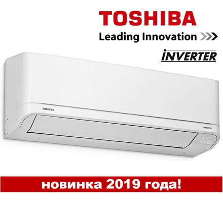 Инверторный кондиционер Toshiba RAS-10TKVG-EE